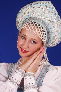 Снегурочка VIP Русская Красавица