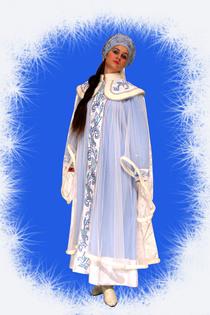Снегурочка Зимушка