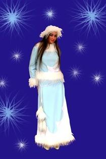 Снегурочка Снежана