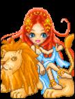 Детский праздник для Льва