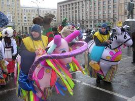 Фольклорный праздник Широкая Масленица