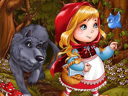 Красная Шапочка и тайна Звездочета