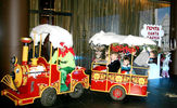 Рождественский паровозик